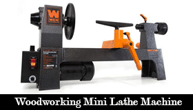 Woodworking Mini Lathe Machine
